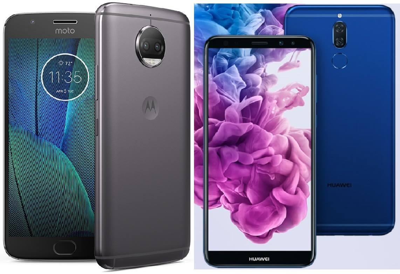 Midrange Battle: Motorola Moto G5s Plus VS Huawei Nova 2i