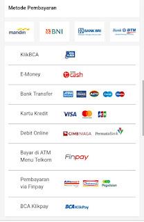 Pilihan Pembayaran di Blanja.com