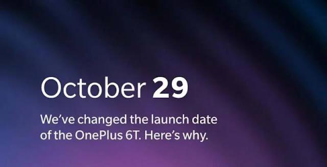 Vì Apple, OnePlus 6T sẽ được trình làng sớm hơn một ngày