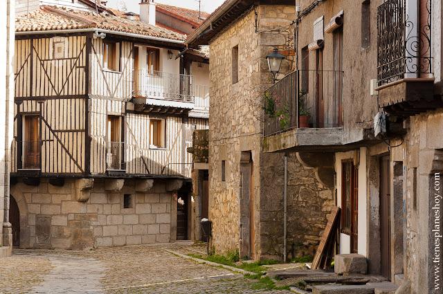 La Alberca pueblo pintoresco Salamanca