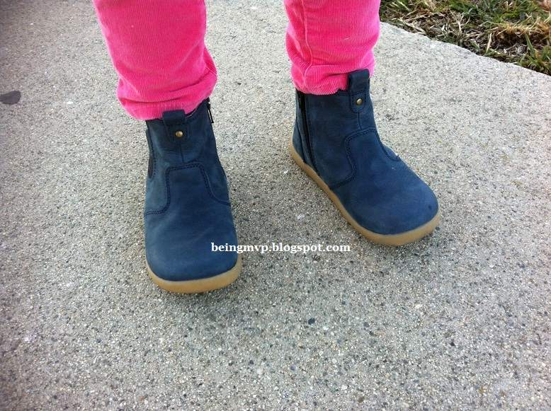 It s very European and I can see Kenzie prancing through the streets of the  Alps (where she was conceived) with her Bobux Outback boots. c5dbaa360