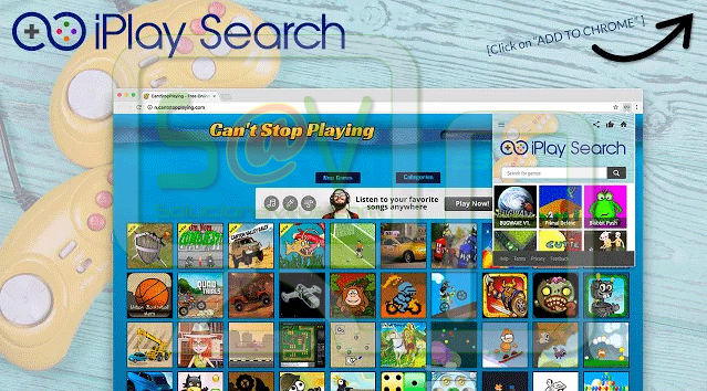 iPlay Search (Adware)