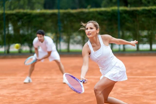 7 exercícios para evitar lesões jogando tênis