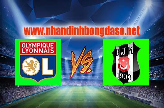 Nhận định Lyon vs Besiktas, 02h05 ngày 14-04