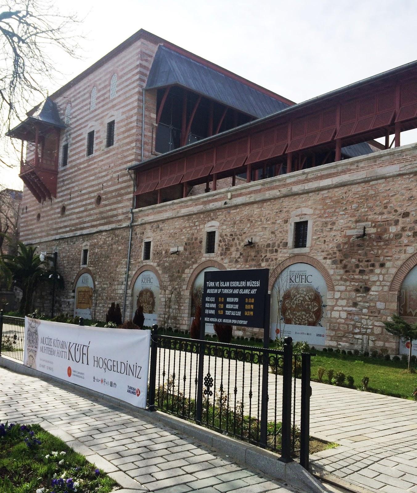 Yaşam İzi: İbrahim Paşa Sarayı