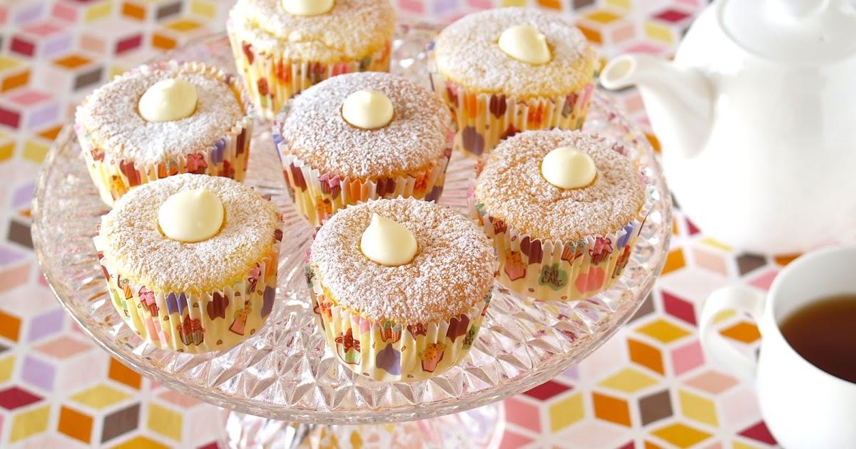 Japanese Hokkaido Cake Recipe: How To Make Hokkaido Chiffon Cupcakes With Vanilla Custard