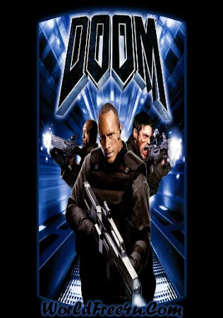 Poster Of Doom 2005 In Hindi Bluray 720P Free Download