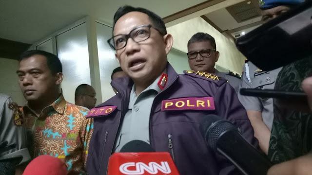 Blak-blakan Jenderal Tito Karnavian Ungkap Motif Rencana Reuni 212