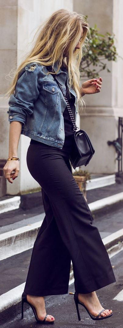Makeup Review & Beauty Blog : TIPS TO STYLE WIDE LEG ...