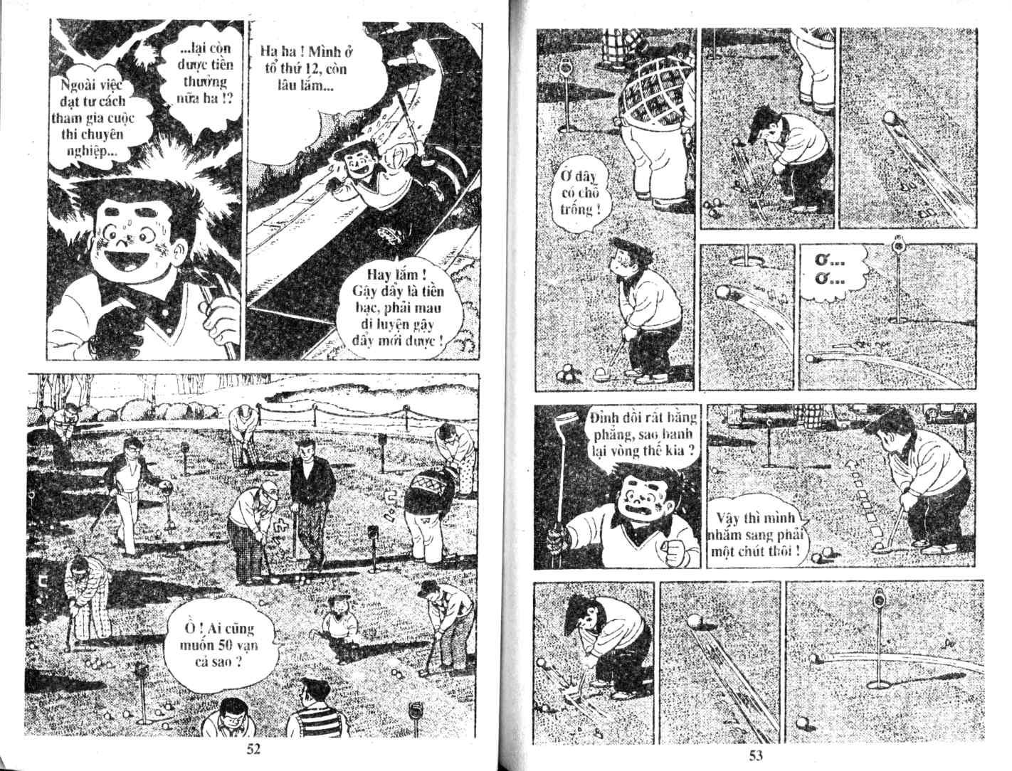 Ashita Tenki ni Naare chapter 15 trang 25