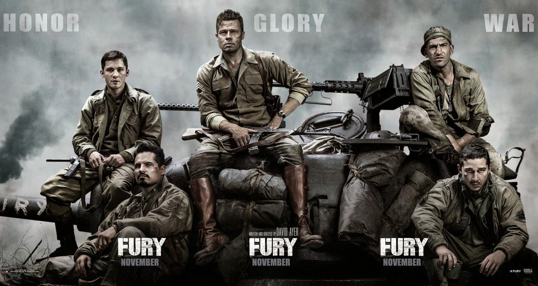 Fury Filme Trailer