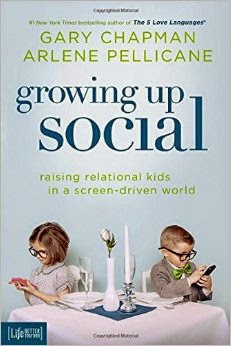 Growing Up Social  cover