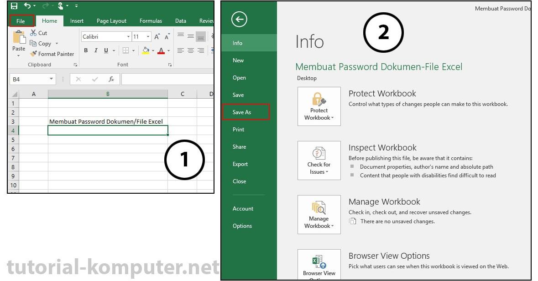Cara Membuat Aplikasi Vba Excel Input Data Pada File ...