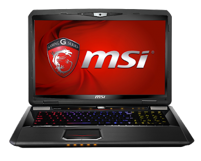 Netbook MSI Gaming GT70 2PE Dominator Pro