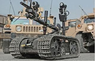 روبوت مساعد للإنسان, Packbot