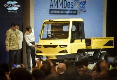 Presiden Jokowi Ingatkan Pasar Otomotif Indonesia Harus Dikuasai Produk Dalam Negeri