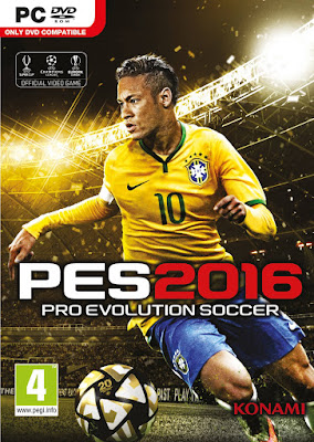 Download Game PES (Pro Evolution Soccer) 2016 for PC Full Version