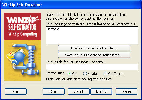 Split zip files and how to create them winzip knowledgebase.