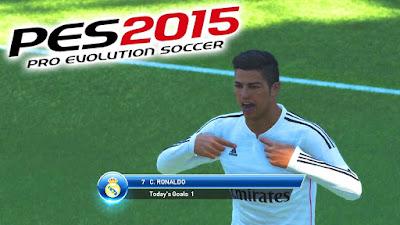 Download PES 2015 Game Setup