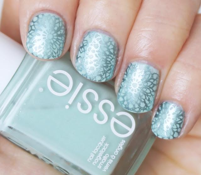 Essie - Fashion Playground Stamping Born Pretty Nails