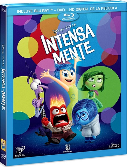 Inside Out (Intensa Mente) (2015) 1080p BluRay REMUX 20GB mkv Dual Audio DTS-HD 7.1 ch