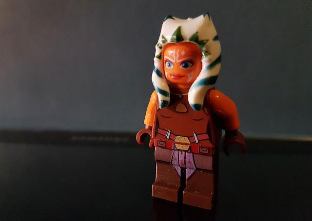 Ahsoka Tano Fan art Star Wars