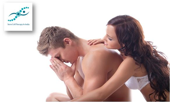 Stem Cell Therapy for Erectile Dysfunction in India