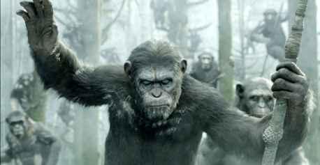 Apes Revolution - Il pianeta delle scimmie 2014