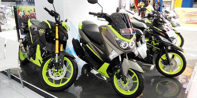 Pinjaman Uang Dana Tunai Gadai BPKB Motor Yamaha di Bandung Tanpa Survey