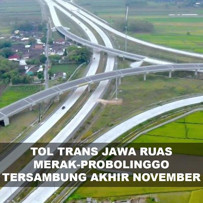 Akhirnya Tol Trans Jawa Akan Tersambung Akhir November