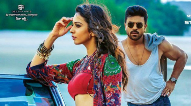 Ramcharan 'Dhruva' Gets Additional 25 Screens In US