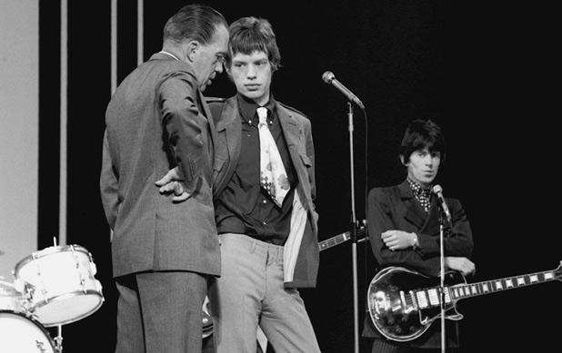 The Rolling Stones Ed Sullivan