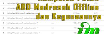 Kumpulan Patch ARD Madrasah Offline dan Kegunaannya