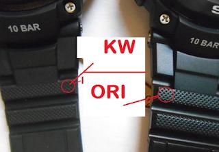 Cara Membedakan Produk Q&Q Arloji yang Asli dan Palsu!