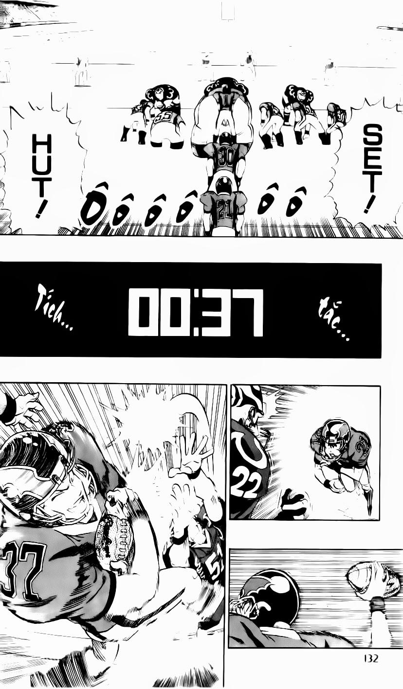 Eyeshield 21 chapter 194 trang 7