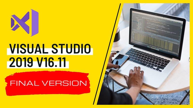 Visual Studio 2019 version 16.11 will be the last version of Visual Studio 2019