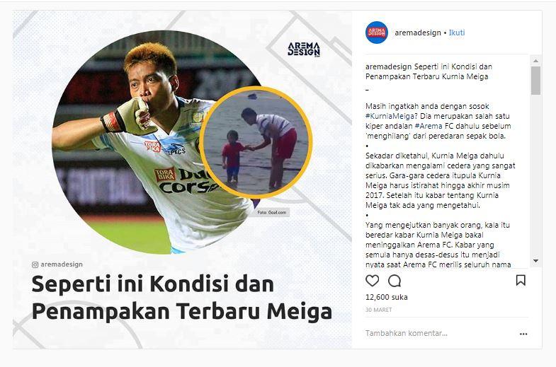 Lama Menghilang Dari Dunia Sepak Bola Indonesia Inilah Kabar