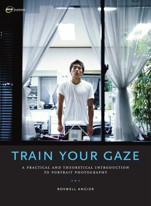Portada libro: Train your gaze