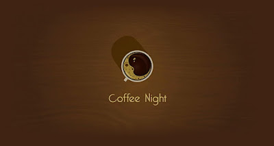 coffee night logo inspiration with top 10