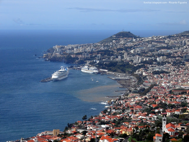 FUNCHAL - MIRADOURO DAS NEVES