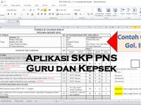 Download Aplikasi SKP Semua Golongan PNS Lengkap