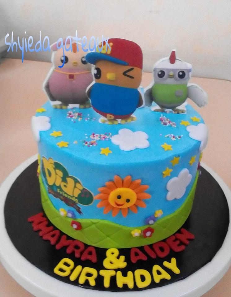 Cake Images For Didi : Shyieda Gateaux Homemade Melaka: July 2016