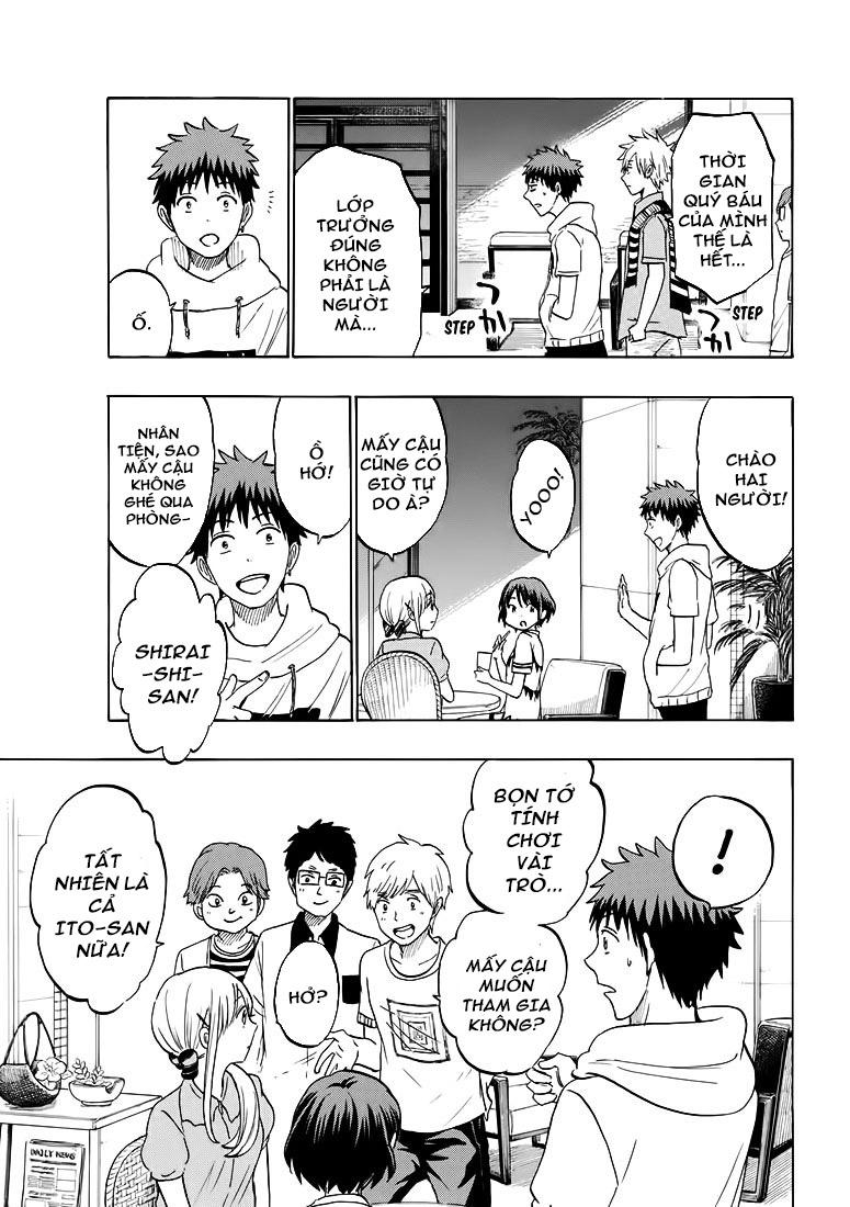 Yamada-kun to 7-nin no majo chap 200 Trang 20 - Mangak.info