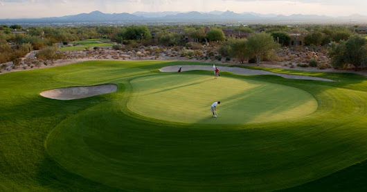 Happy New Year from your Scottsdale Private Golf Courses
