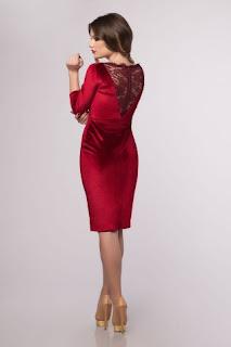 rochie-din-catifea-bordo-3