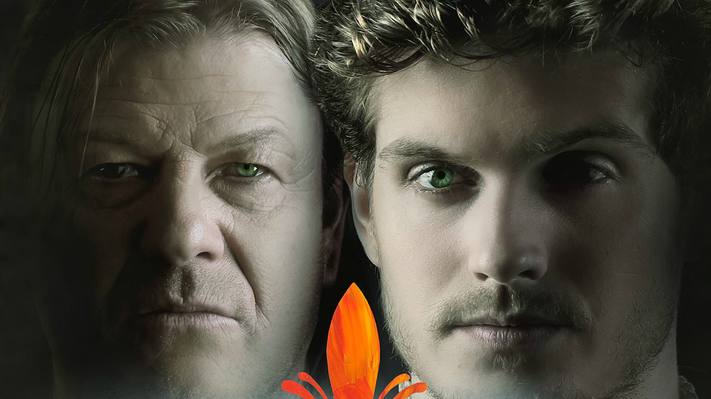 Medici The Magnificent Jacopo de Pazzi Sean Bean Lorenzo de Medici Daniel Sharman