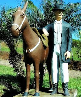 Musterreiter, o Caixeiro Viajante - Parque Exposições de Forquetinha (RS)