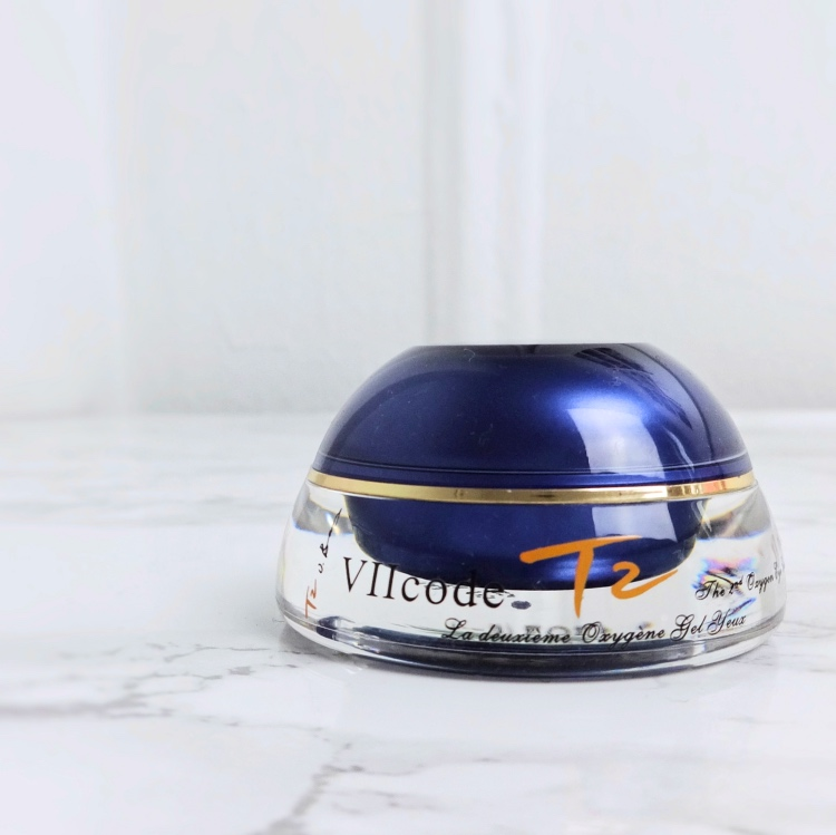 VIIcode T2 eye cream review