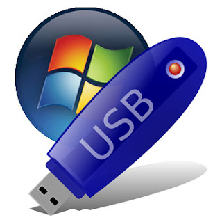setup windows by usb