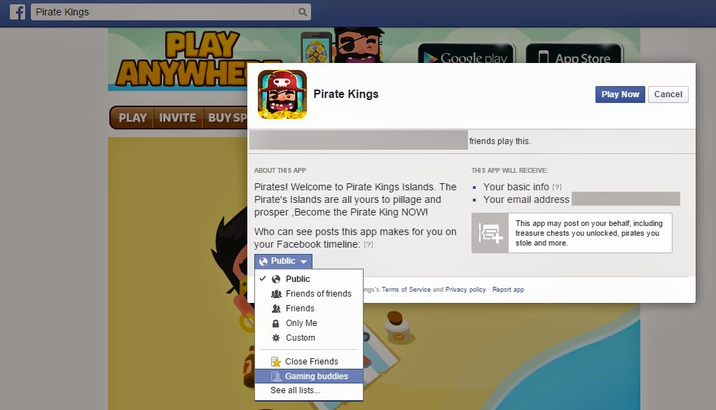 Aveyn's Blog: How to play games on Facebook WITHOUT bugging